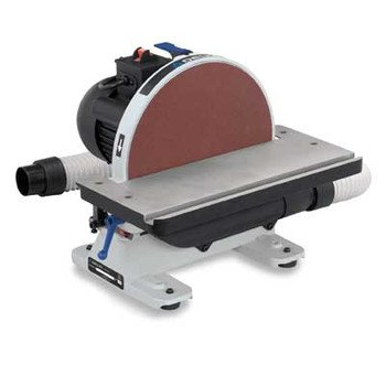 DELTA 31-120 12-Inch 1/2-Horsepower Benchtop Disc Sander, 120-Volt 1-Phase