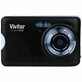 Vivitar Vx029 10.1MP Digital Camera
