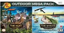 Bass Pro Shops Outdoor Mega Pack Bundle (The Hunt, The Strike)
