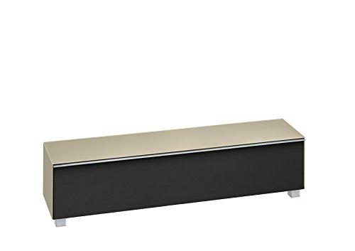 preisvergleich maja m bel 7738 2373 soundboard glas. Black Bedroom Furniture Sets. Home Design Ideas