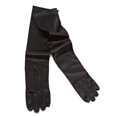 Evening Gloves (Black)