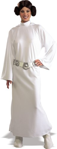 Princess Leia Costume Deluxe Adult With Wig 56113