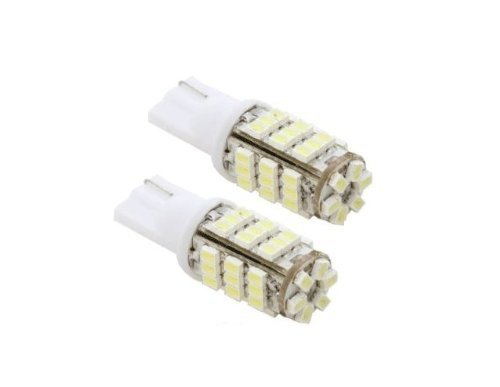 Mictuning 2Pcs 42-Smd T15 12V Led Replacement Light Bulbs 921 912 906 - White
