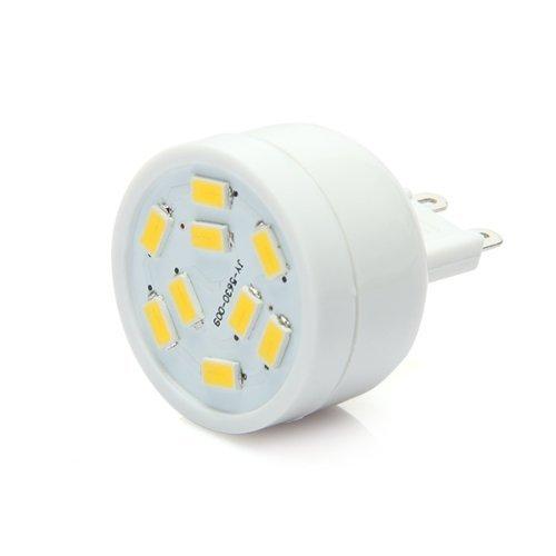 Toogoo(R) G9 3W Smd 5630 9 Led Warm White Light Lamp Bulb Spotlight Downlight Ac 220-240V =25W Halogen