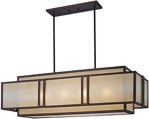 Metropolitan n6959 267b retangular chandelier for Kitchen spotlights amazon