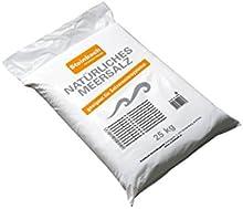 Steinbach 70690 - Las plantas de electrólisis de agua salada accesorios de sal marina para los sistemas de agua salada / 25kg blanco