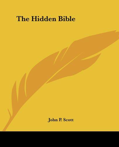 The Hidden Bible
