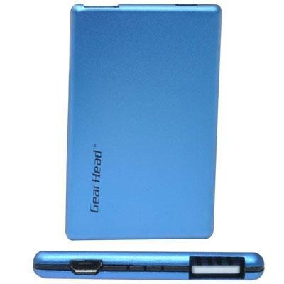 1 1800 mAh Power Bank Blue Photo