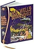 H.G. Wells: Seven Novels (Leatherbound Classics)