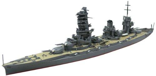1/700 ウォーターラインシリーズNo.126日本海軍戦艦 山城 1944 リテイク