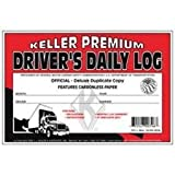 J.J. Keller 8526 Driver's Daily Log Book (4)