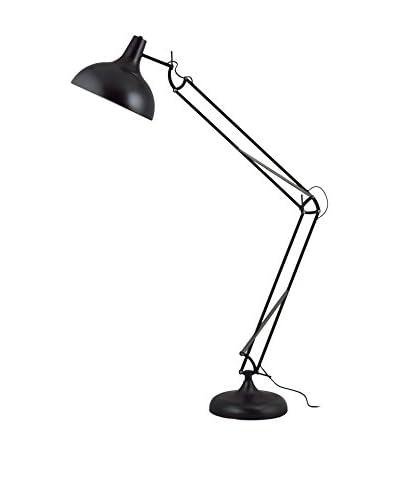 Light & Co. Floor lamp Adelaida zwart