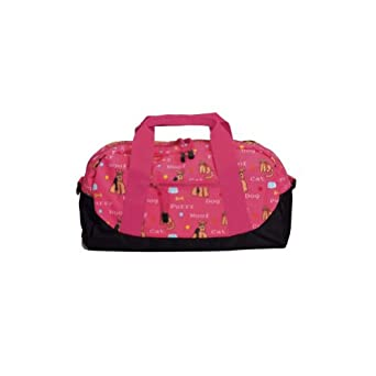 Wildkin Cat & Dog Duffel Bag (Cat & Dog)