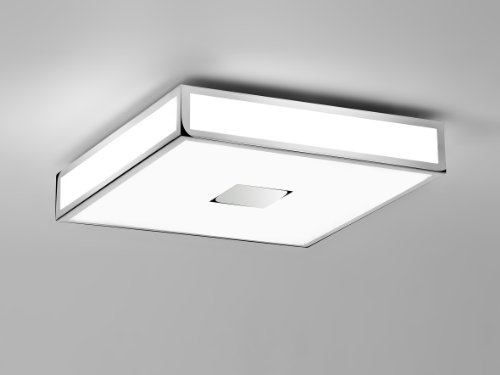 Astro Lighting Mashiko 400 Square Bathroom Ceiling Light 0891