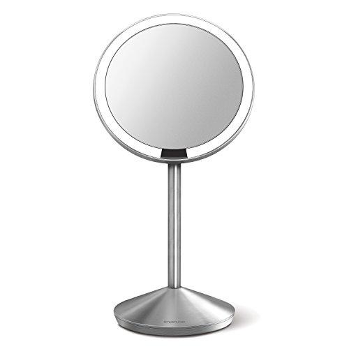 simplehuman-sensor-mirror-10x-magnification-tru-lux-light-system-12-cm