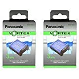 Panasonic WES035P-2PACK Vortex Hydraclean Cartridges 2 PACK ( 6 cartridges)