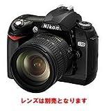 NIKON/ニコンデジタルカメラ D70 ボディ/BODY 610万画素