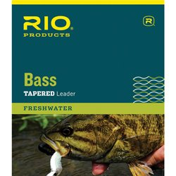 Rio Bass Leader from Rio Products