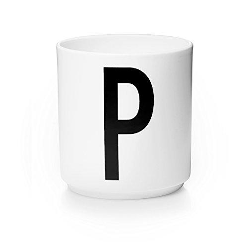 Mug P in porcellana. Design Arne Jacobsen.