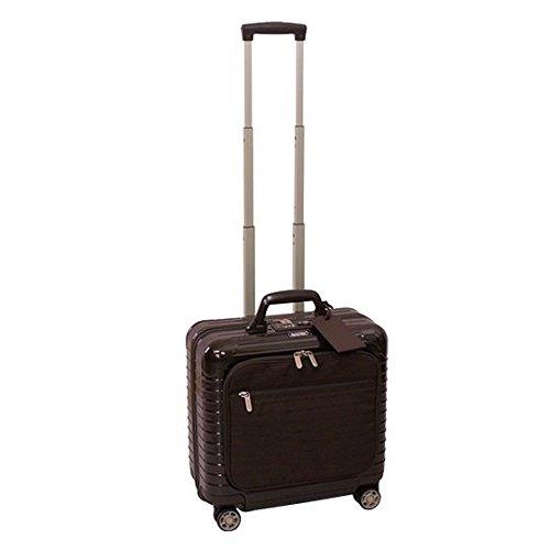 [リモワ] RIMOWA TSAロックモデル 862.422 サルサデラックス ハイブリッド ビジネス マルチホイール 4輪 ブラウン [並行輸入品]