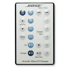 Bose Acoustic Wave Radio Cd Remote - Multi Disc Changer Remote