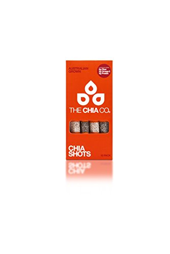 The Chia Company Shots, 10 Pack (The Chia Co compare prices)