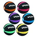 Valeo Medicine Balls, 6 lb.