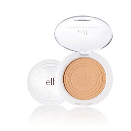 e.l.f. Essential Clarifying Pressed Powder Honey