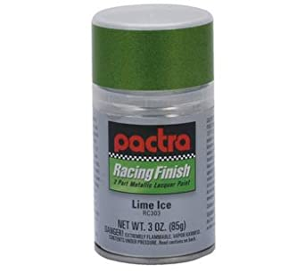 Pactra Rc303 Spray Paint 3 Ounce Lime Ice Toys Games