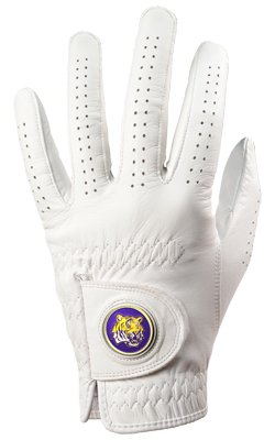 LSU Tigers Golf Glove & Ball Marker - Left Hand - Medium at Amazon.com
