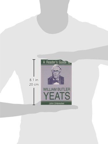 A Reader's Guide to William Butler Yeats (Irish Studies)