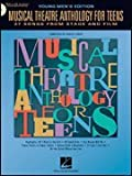Musical Theatre Anthology for Teens - Young Men's Book - w/CD