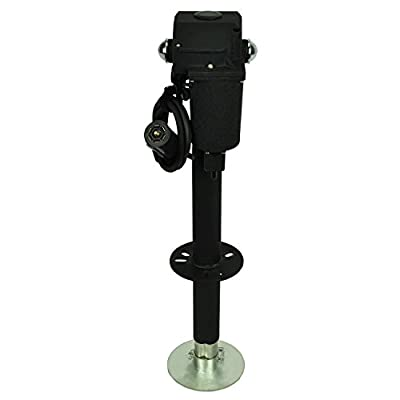 Ultra-Fab Products 38-944037 Ultra 3502-7 Electric Tongue Jack with 7-Way Plug - 3500 lb. Capacity
