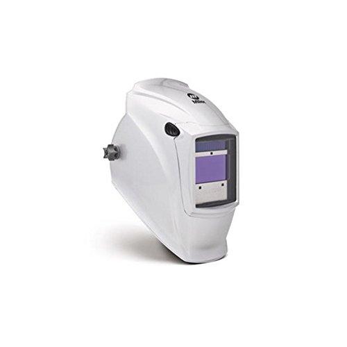Auto-Darkening-Welding-Helmet-Silver-Titanium-7300-8-to-13-Lens-Shade