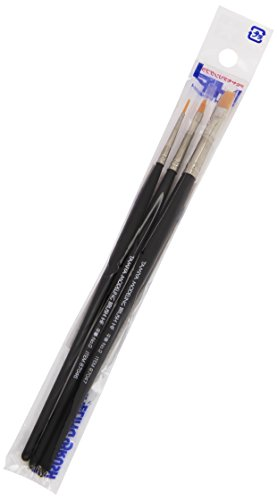Tamiya Modeling Brush HF Standard Set - 1
