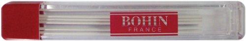 Mechanical Chalk Pencil Refill 6/Pkg-White (Bohin Extra Fine Chalk Pencil compare prices)