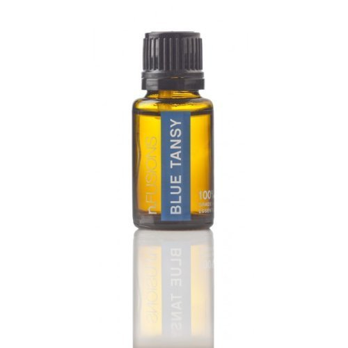 Nature's Fusions Exotic Essential Oils - Blue Tansy 4mL