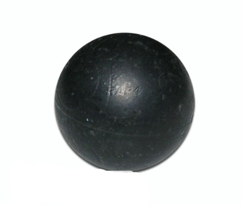 Rap4 Paintball 500 Count Rubber Training Balls - Black (Pepper Spray Paintballs compare prices)