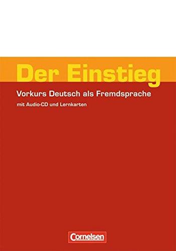 b cher kostenlos online lesen der einstieg vorkurs deutsch als fremdsprache arbeitsheft mit. Black Bedroom Furniture Sets. Home Design Ideas