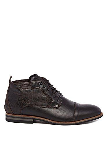 BULLBOXER, Stivali uomo nero 48