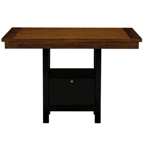 memphis counter height storage table dining tables. Black Bedroom Furniture Sets. Home Design Ideas