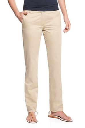 Elegant Clothing Pants Khaki Pinstriped Women39s Kate Classic Dress Pants Khaki