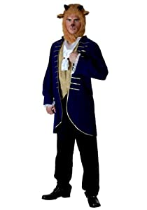 Fun Costumes mens Adult Beast Costume from Fun Costumes