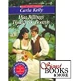 Miss Billings Treads the Boards (Signet Regency Romance) (0451178564) by Kelly, Carla