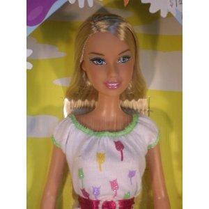 Barbie Easter Flowers Doll (CDU M6305) - 1