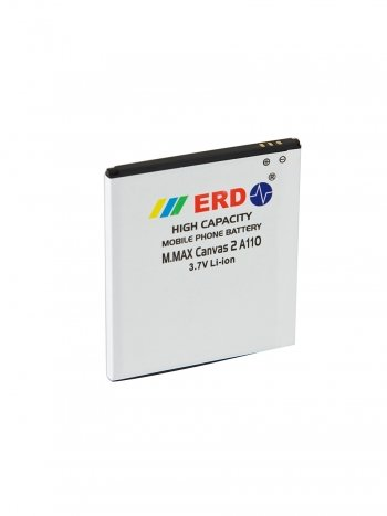 ERD 2000mAh Battery (For Micromax Canvas 2 A110)