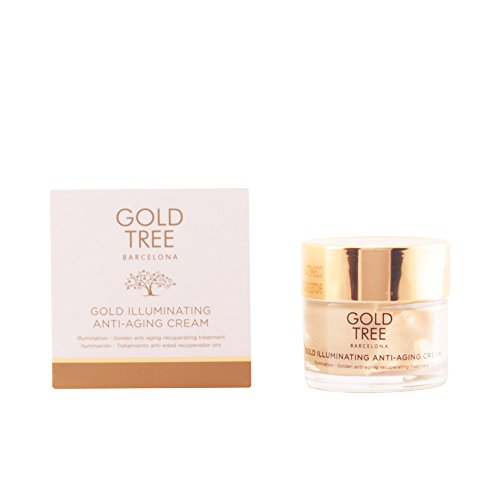 Gold Tree Barcelona Gold Illuminating Crema - 50 gr