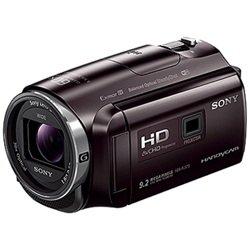 ソニー デジタルHDビデオカメラレコーダー「HDR-PJ670」(ボルドーブラウン)※内蔵メモリー32GB HDR-PJ670-T