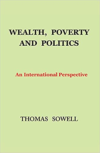 Wealth, Poverty And Politics: An International Perspective