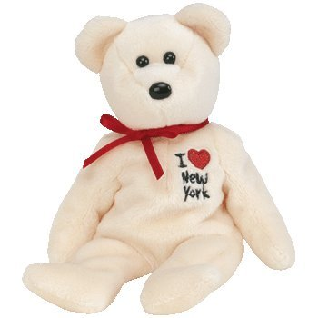 Ty Beanie Babies - I Love New York (Ty Trade Show Exclusive) - 1